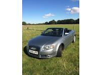 Stunning Audi A4 Cabriolet S Line 2 Litre T Automatic
