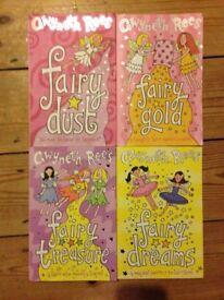 Set of fairy books