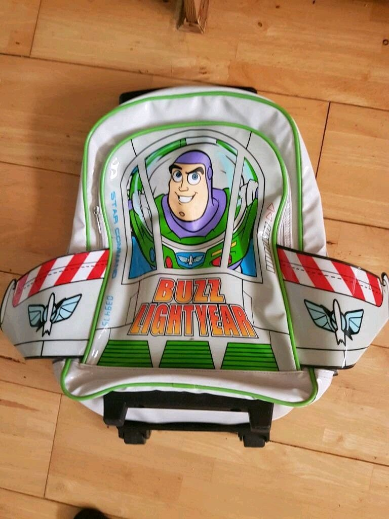 Buzz lightest small suitcase/trolley bag