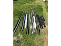 FREE gutters and drain channels