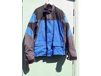 Frank Thomas motorcycle jacket, Size extra large, good jacket for the price