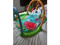 Baby Play gym...Like new with lots of hanging toys