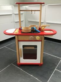 Pintoy Child's Wooden Kitchen