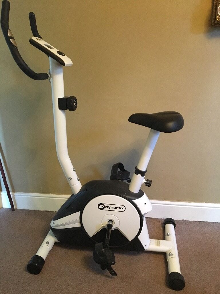 Dynamix Magnetic Exercise Bike Computer Displays Speed Distance