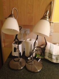 Two new condition lamps