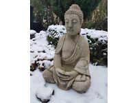 Burmese Buddha Garden Statue