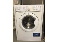 6kg Indesit white washer dryer