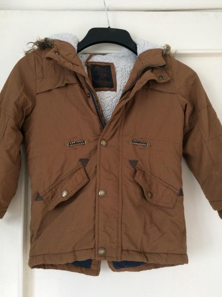 Boys coat.