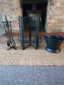 Wood burner accessories