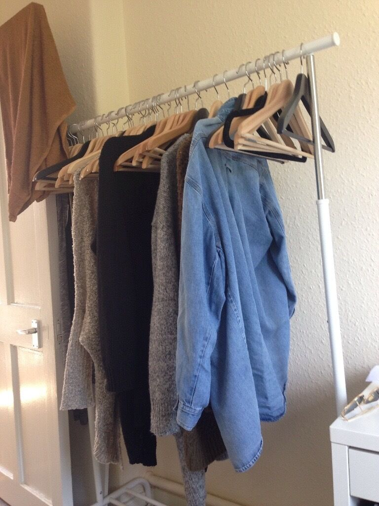 Clothes rackin Harrow, LondonGumtree - Two year old Clothes rack from ikea, in good condition. Collection only