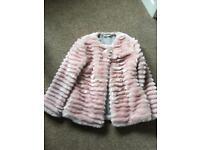 Girls coat 9-10