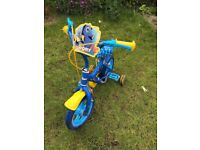 "Children's 12"" Finding Dory Bike with stabilisers"