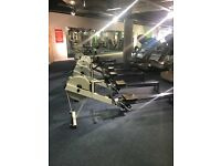 CONCEPT 2 ROWER MODEL D ( CLEANED AND SERVICED )