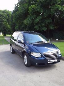 2005 Chrysler Voyager LX CRD Diesel 7 Seater Automatic LOW MILEAGE