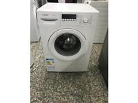 Bosch washing machine 7kg 1200rpm Full Working very nice 3 month warranty free delivery install