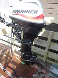 Mariner outboard engine 15HP 4stroke