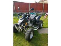 ROAD LEGAL 2007 APACHE RLX 250S QUAD BIKE + EXTRAS(LIKE, QUADZILLA,RAM,SMC)