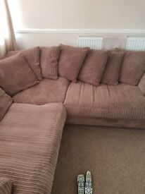 Corner Sofa - £75 ONO - must be collected