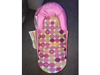 Summer Infant Baby Girl Bath Seat