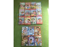 """""""Dorra the explorer"""" and """"Go Diego go"""" DVDs"""