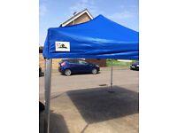 Gala tent pro pop up gazebo