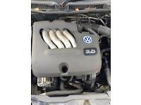 VW Golf 2.0 sport 5 door hatch 51 mod