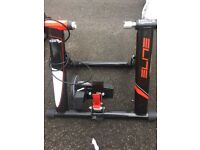 Elite Volare Cycle Trainer,folding, magnetic,5 level resistance.Excellent cond.