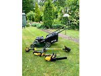 Gardening- Lawn mowing and strimming service