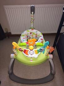 Fisher Price Spacesave Jumperoo