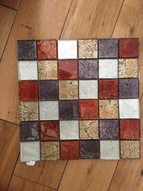 Brand New Mosaic Ceramic Tiles in box