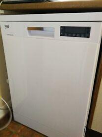 Beko dishwasher and dryer