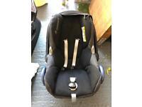 2 baby car seats