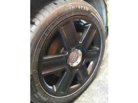 Mk1 Audi TT alloys