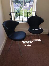 Italian Designer Tonon Concept Chairs