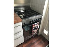 Electric oven with gas hob - buyer collects this week.