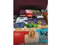 Large mens designer clothes bundle
