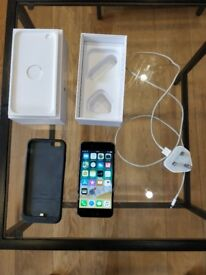 iPhone 6 64Gb + official Apple Smart Battery Case