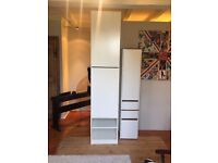White Pax Wardrobe for sell