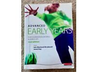 Advanced Early Years for Foundation Degrees & Levels 4/5 - 2nd Edition - University Textbook