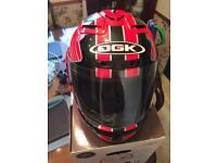 OGK motorcycle helmet size medium
