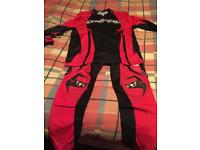 Motorcycle outfit (open to offers)