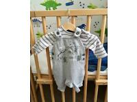 Newborn baby boys cloths