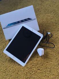 Appel iPad 16GB, Silver, Wi-Fi