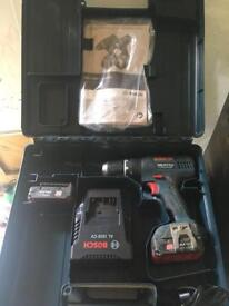 Bosch 14.4volt drill