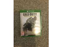 Call of Duty Advanced Warfare - xbox one game