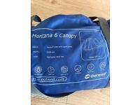 Outwell Montana 6 canopy