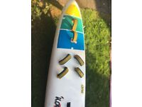 Windsurfing Sail Board and kit