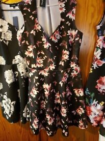 Beautiful n brand new with tags plus size dress x3