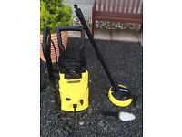 Karcher K4 power hose cleaner
