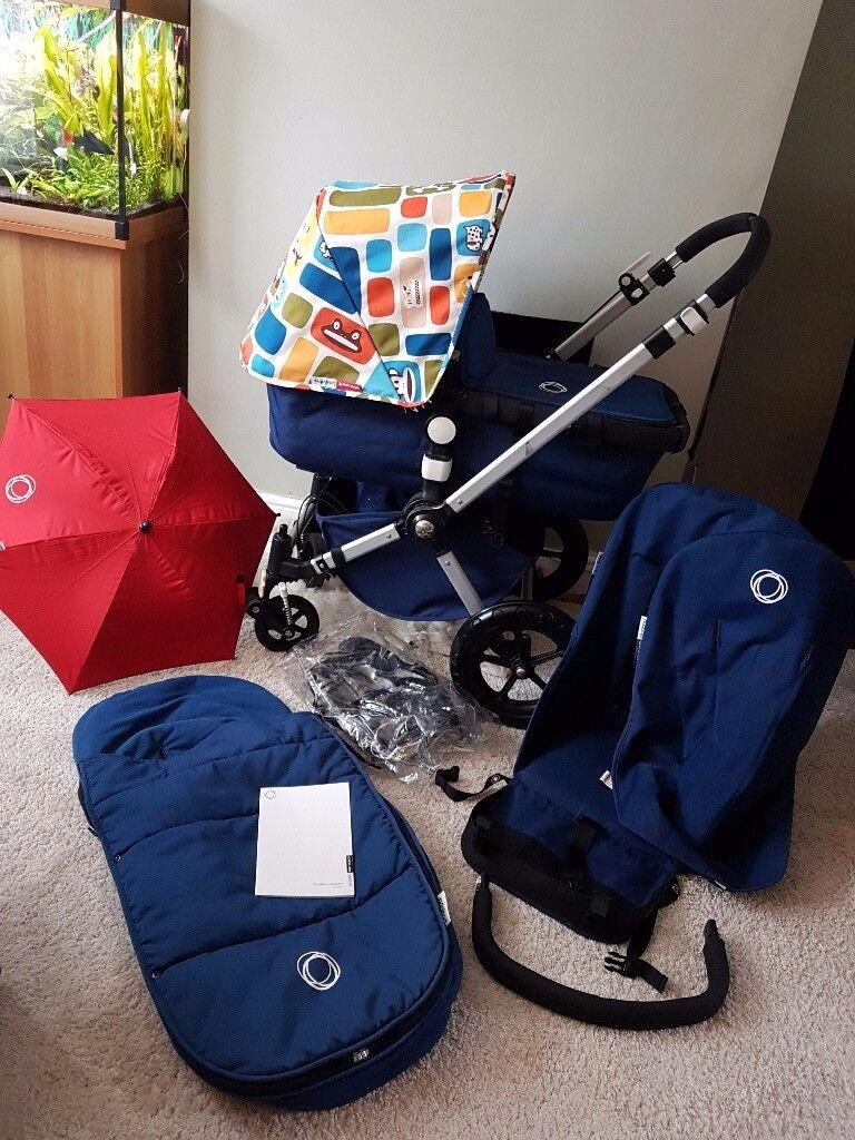 Bugaboo cameleon 2nd generation. Lots of extras.